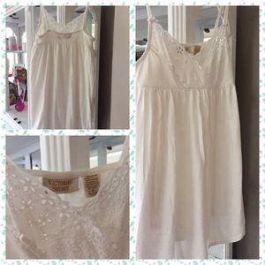 Victoria Secret 100% cotton tunic top
